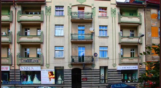 ホステル カトヴィツェ セントラム - カトヴィツェ - 建物