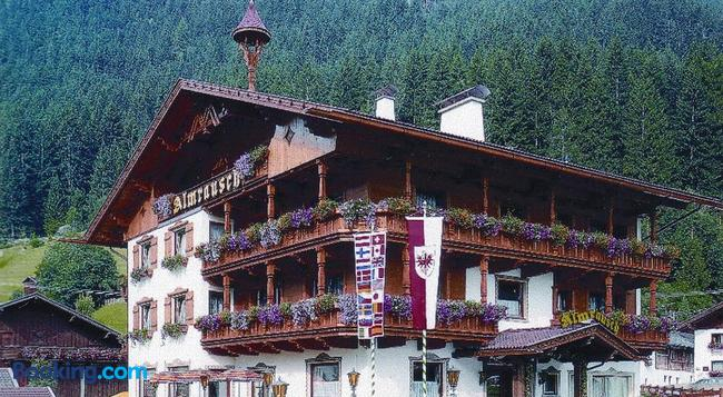 Pension Almrausch - Neustift im Stubaital - 建物