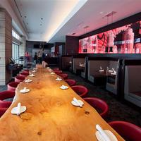 コースト コール ハーバー ホテル バイ アパ Prestons Lounge Social Table