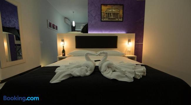 ローマ オブ ローマ - ローマ - 寝室