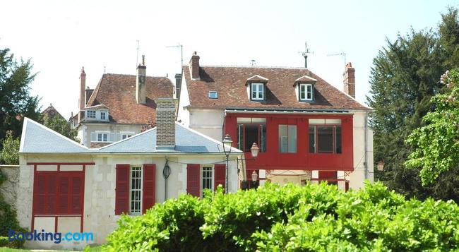 La Maison des Randonneurs - Auxerre - 建物