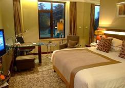 青島 シー ビュー ガーデン ホテル - 青島 - 寝室