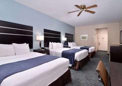 Best Western Plus Northwest Inn & Suites - ヒューストン - 寝室
