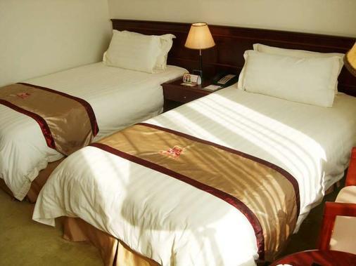 上海エアーラインズ トラベル ホテル (上海航空酒店) - 上海市 - 寝室