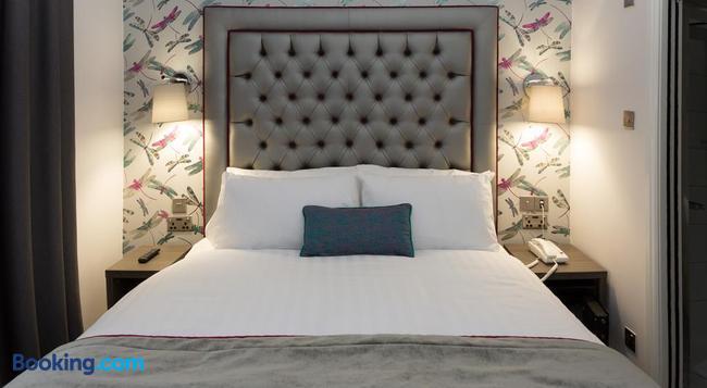 ザ ビバリー ホテル ロンドン ヴィクトリア - ロンドン - 寝室