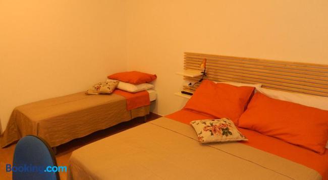 ベッド & ブレックファースト トラベラーズ - ナポリ - 寝室