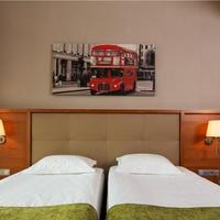 シティ ホテル Guest room