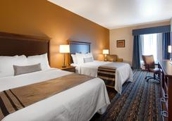 Best Western PLUS Casper Inn & Suites - キャスパー - 寝室