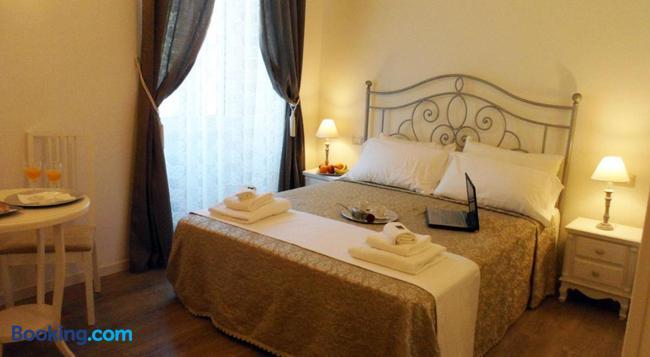 Dante's in Vaticano - ローマ - 寝室