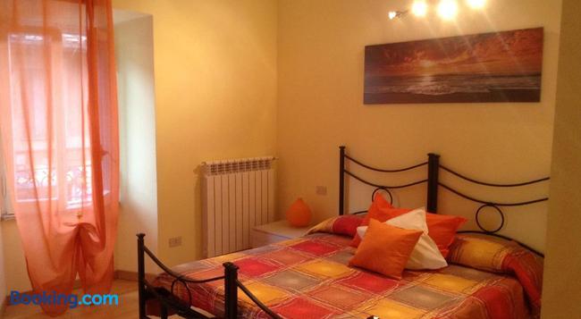 アフィッタカメレ ヴィラ ドルシラ - ローマ - 寝室