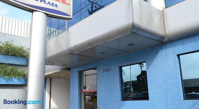 エアロ プラザ ホテル - サンパウロ - 建物