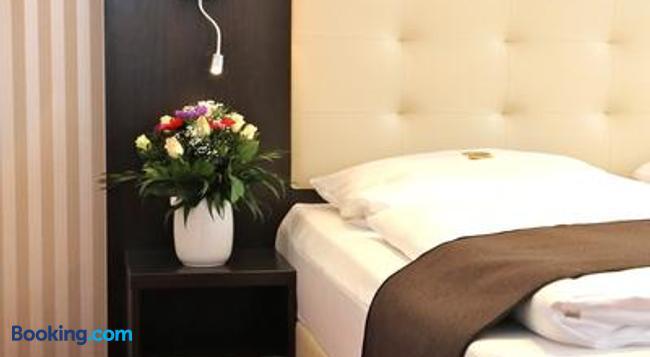 ホテル ハーベスト ベルリン - ベルリン - 寝室