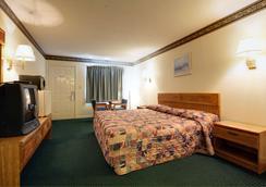 Americas Best Value Inn - Athens - 寝室