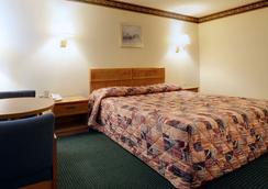 Americas Best Value Inn - Athens - 寝室