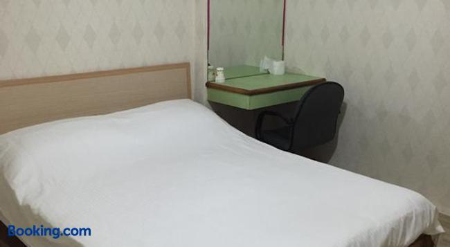 チア ロン ホステル - 台北市 - 寝室