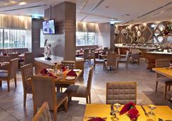 ランドマーク グランド ホテル - ドバイ - レストラン