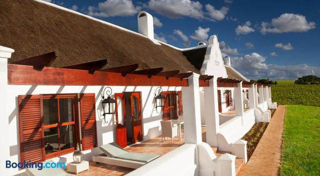 Aaldering Vineyards, Winefarm & Luxury Lodges - ステレンボッシュ - 建物