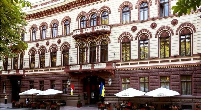 Londonskaya Hotel - オデッサ - 建物