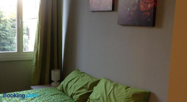 Bbrothershouse - ローマ - 寝室
