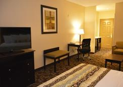Best Western Plus Hobby Airport Inn & Suites - ヒューストン - 寝室