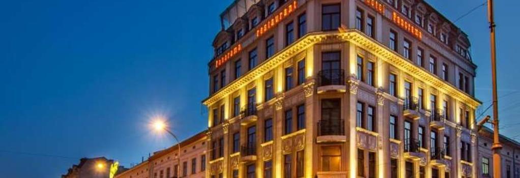 Panorama Hotel - リヴィウ - 建物