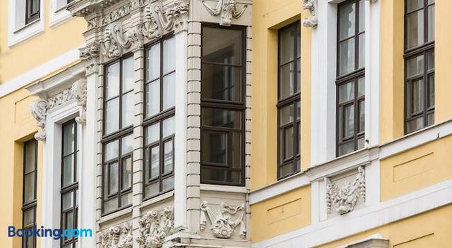 Hotel Fregehaus - ライプチヒ - 建物
