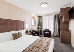 ベスト ウェスタン プラス ガーデン シティ ホテル キャンベラ - キャンベラ - 寝室