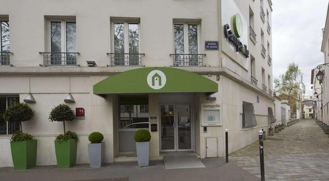 カンパニール パリ 14 - メーヌ モンパルナス - パリ - 建物