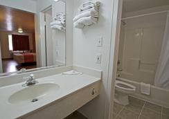 Motel 6 Raleigh Southwest - Cary - ローリー - 浴室