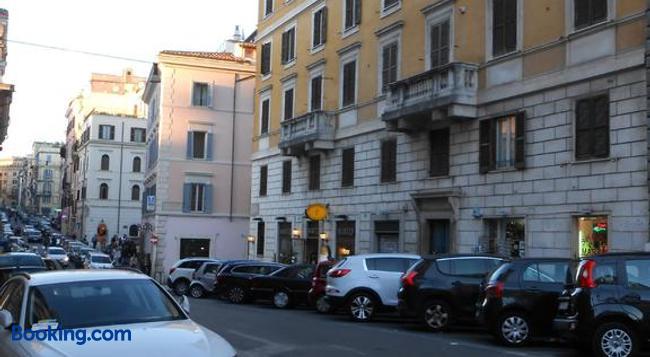 ゼフィーロ ホーム - ローマ - 建物