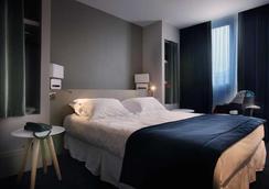 ホテル ル サンク イペール サントル - Chambery - 寝室