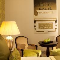 ホテル ル プティ パリ chambre detail