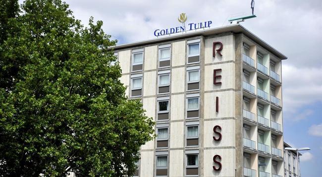 ゴールデン チューリップ カッセル ホテル ライス - カッセル - 建物