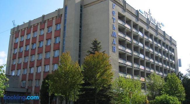 Hetman Hotel - リヴィウ - 建物