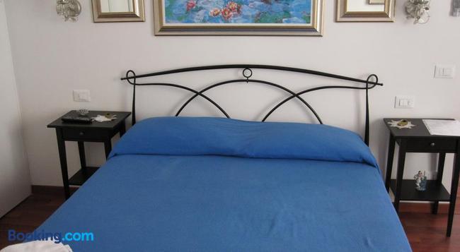 Suite Argentina - ローマ - 寝室