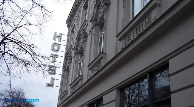ホテル シティ シティ - オストラヴァ - 建物