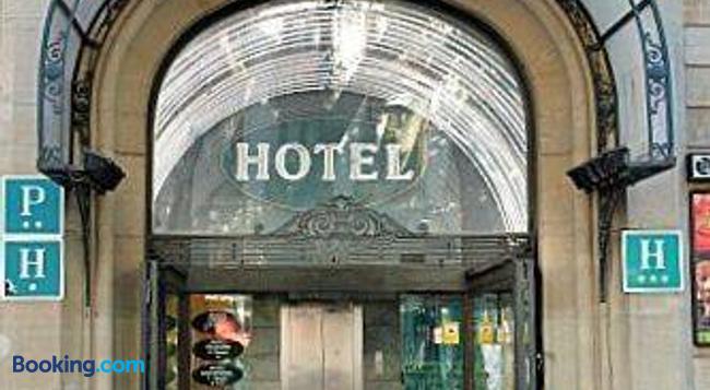 ホテル トレダノ ランブラス - バルセロナ - 建物