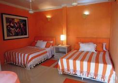 Hotel Boutique Santo Domingo - カルタヘナ - 寝室