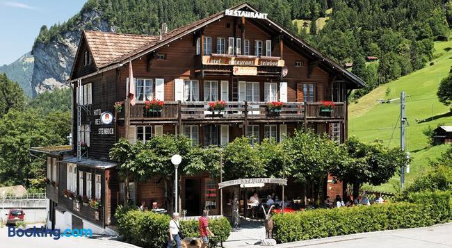 Hotel Steinbock - Lauterbrunnen - 建物