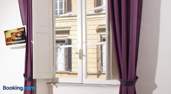 NTB ローマ - ローマ - 寝室