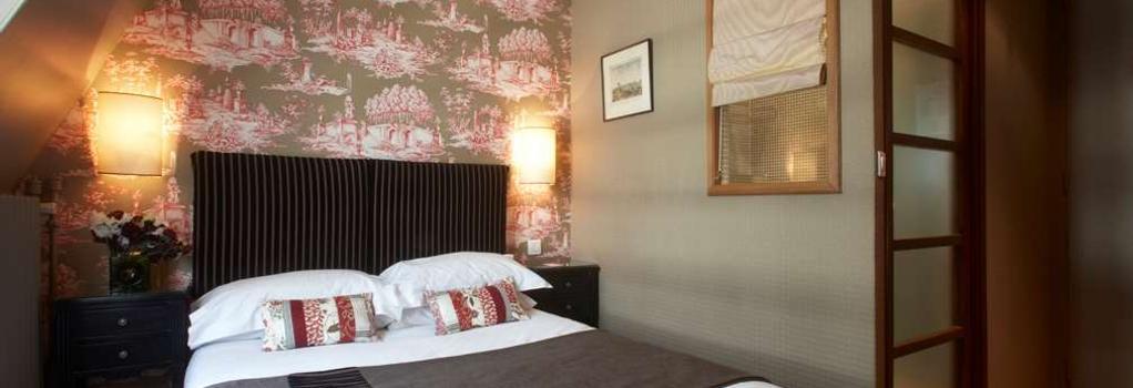 ホテル ルイゾン - パリ - 寝室