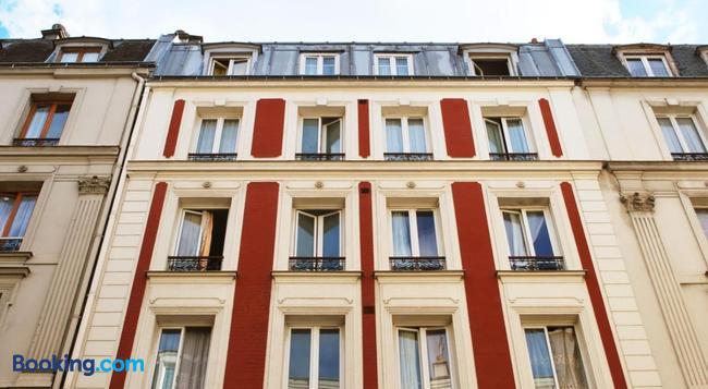 ホテル アベニール ジョンキエール - パリ - 建物