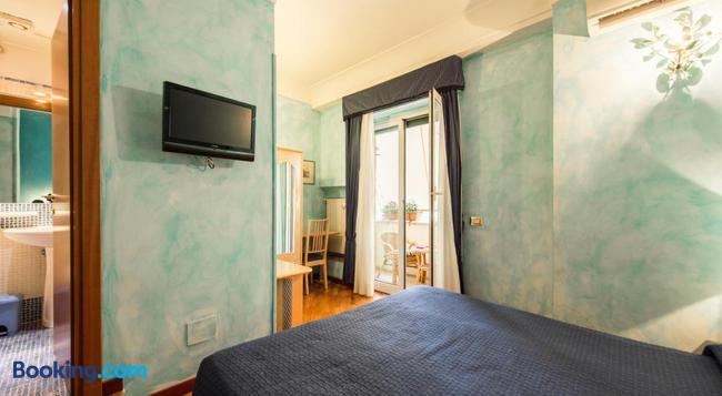 Rifugio Di Roma - ローマ - 寝室