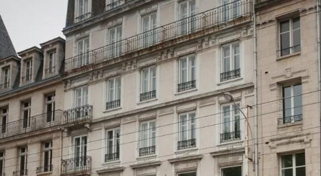 クール ド シティ ホテル ナンシー スタニスラス バイ ハッピーカルチャー - ナンシー - 建物