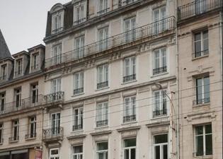 クール ド シティ ホテル ナンシー スタニスラス バイ ハッピーカルチャー
