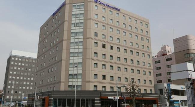 ダイワロイネットホテル宇都宮 - 宇都宮市 - 建物