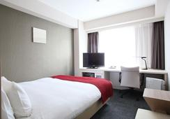 ダイワロイネットホテル宇都宮 - 宇都宮市 - 寝室