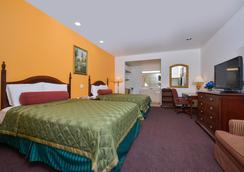 Americas Best Value Inn & Suites - Joshua Tree National Park - Yucca Valley - 寝室