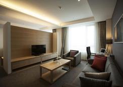 ベスト ウェスタン ホテル 群山 - クンサン - 寝室