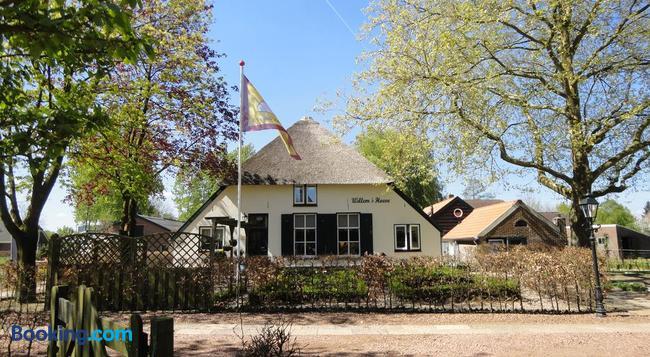 B&B De Willemshoeve - ワーゲニンゲン - 建物
